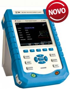 Analisador de Energia ET-5062 MINIPA (3000A TRUE RMS)
