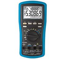 Mutímetro Digital 5.4/5dig./True RMS com interface USB CAT IV/cap./freq./temp. ET-2940 MINIPA