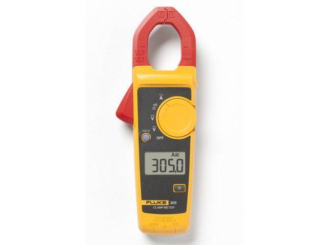 Alicate Amperímetro 1000 A AC FLUKE 305