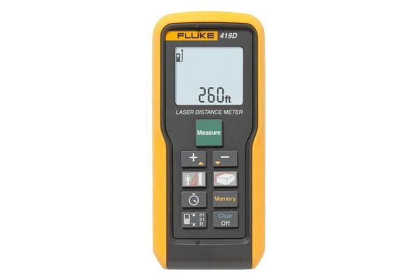 Medidor de Distância à Laser (trena) 80 mts FLUKE-419D