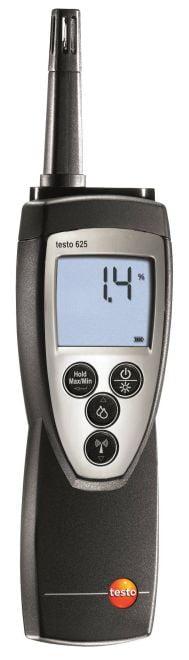 TESTO 625 - Termohigrometro com sonda flexível