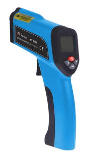 Termômetro Digital Infravermelho de Mira Laser -50ºC até 1650ºC MT-395A MINIPA