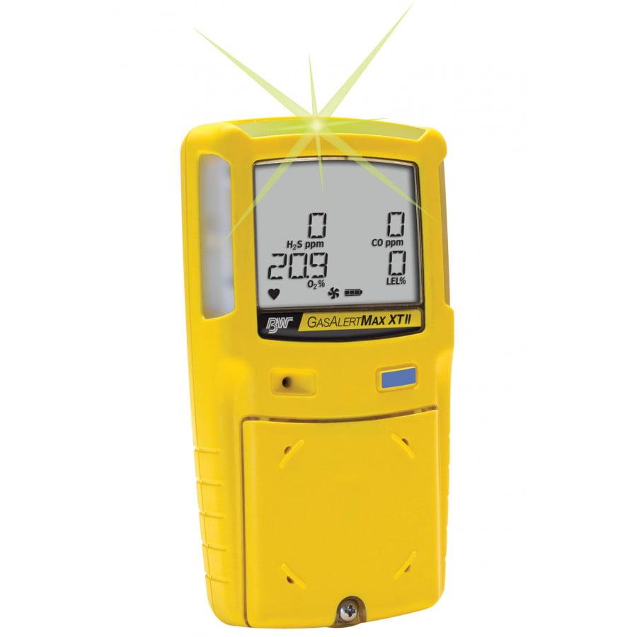 Detector de 4 gases gasAlert Max XTII BW (cod. Max XTII)