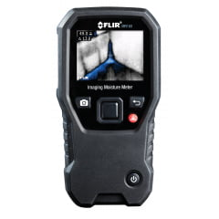 Medidor de Umidade com Imagem IR Integrada FLIR MR160 (Caça Vazamento)