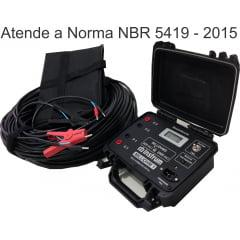 MILLIOHMÍMETRO P/ NBR 5419-2015 Modelo: MILLIOHM-1 Marca: INSTRUM