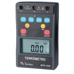 Terrômetro Digital Portátil MTR-1530 MINIPA (CAT IV)