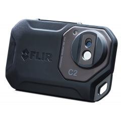 Câmera Termográfica de Bolso 4.800 pixels FLIR C2