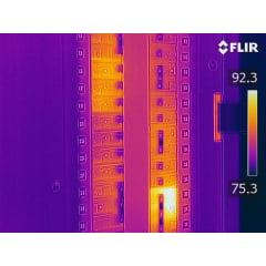 Câmera Termográfica 43.200 Pixels FLIR E6 XT com WIFI  !!!