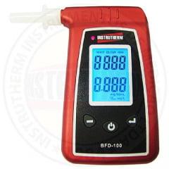 Bafômetro/Etilômetro Digital Portátil BFD-100 Instrutherm