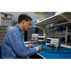 Osciloscópio Digital 150MHZ 2 Canais - 2GS/s TEKTRONIX TBS1152B