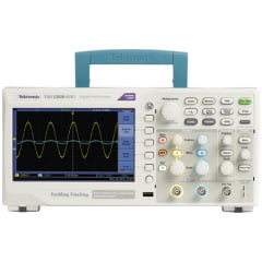 Osciloscópio Digital 200MHZ 2 Canais - 2GS/s TEKTRONIX TBS1202B