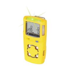 Detector de 4 gases GasAlert MicroClip XL com Bomba elétrica para Liberação Espaço Confinado