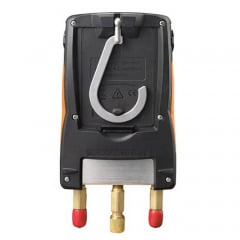 TESTO 550 Kit Manifold Manômetro Digital para Sistema Refrigeração