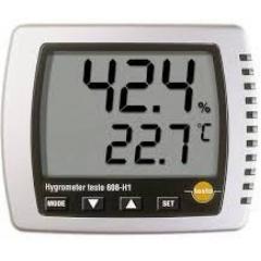 TESTO 608 H1 Termohigrômetro p/ Medição de Úmidade e Temperatura