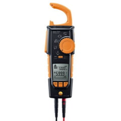Alicate Amperímetro e Wattimetro Testo 770-3