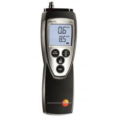 TESTO 512 - Instrumento de medição de pressão e velocidade de 0 a 2 hPa