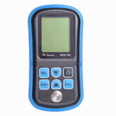 Medidor de Espessura por ultrasom MCE-100 MINIPA