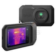 Câmera Termográfica 19.200 pixels FLIR C5 com WIFI